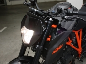 ktm 1290 Superduke SD 690 umbau headlight scheinwerfer17