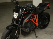 ktm 1290 Superduke SD 690 umbau headlight scheinwerfer20