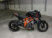 ktm 1290 Superduke SD 690 umbau headlight scheinwerfer22