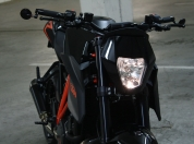 ktm 1290 Superduke SD 690 umbau headlight scheinwerfer26