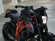 ktm 1290 Superduke SD 690 umbau headlight scheinwerfer27
