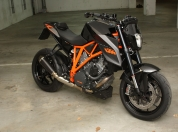 ktm 1290 Superduke SD 690 umbau headlight scheinwerfer29