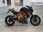 ktm 1290 Superduke SD 690 umbau headlight scheinwerfer30