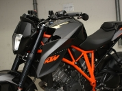 ktm 1290 Superduke SD 690 umbau headlight scheinwerfer34
