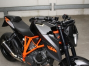 ktm 1290 Superduke SD 690 umbau headlight scheinwerfer42