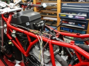 Ducati Sport 1000s Legos Alarmanlage 006