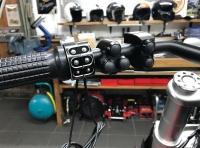 Ducati Lenkerschalter Sport 1000 2