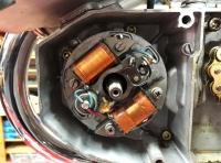 Malaguti Fifty BFS elektronische Zuendung Powerdynamo 12Volt  (2)