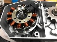 Malaguti Fifty BFS elektronische Zuendung Powerdynamo 12Volt  (7)