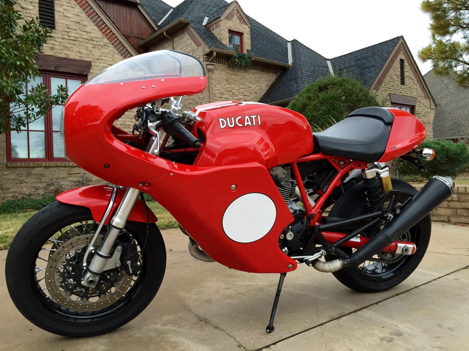 Ducati Sport Classic Video