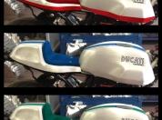 Ducati Sport 1000s Paul Smart classic GT Parts 70