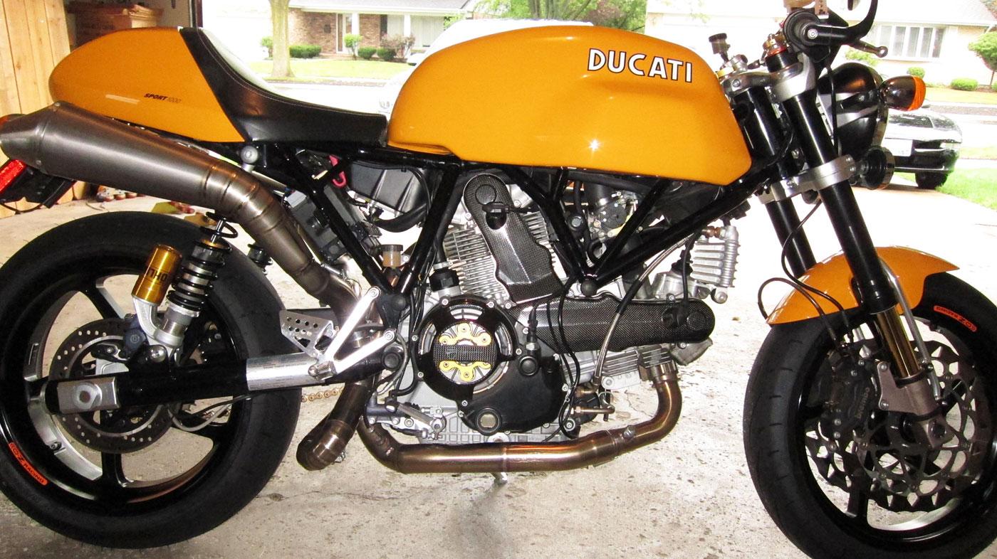 Ducati Gtsport Classic Parts