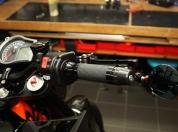 Rizoma Griffe Sport Line Spy R Lenkerendenspiegel KTM 1290 SD017