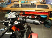 Rizoma Griffe Sport Line Spy R Lenkerendenspiegel KTM 1290 SD018