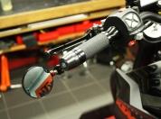 Rizoma Griffe Sport Line Spy R Lenkerendenspiegel KTM 1290 SD019