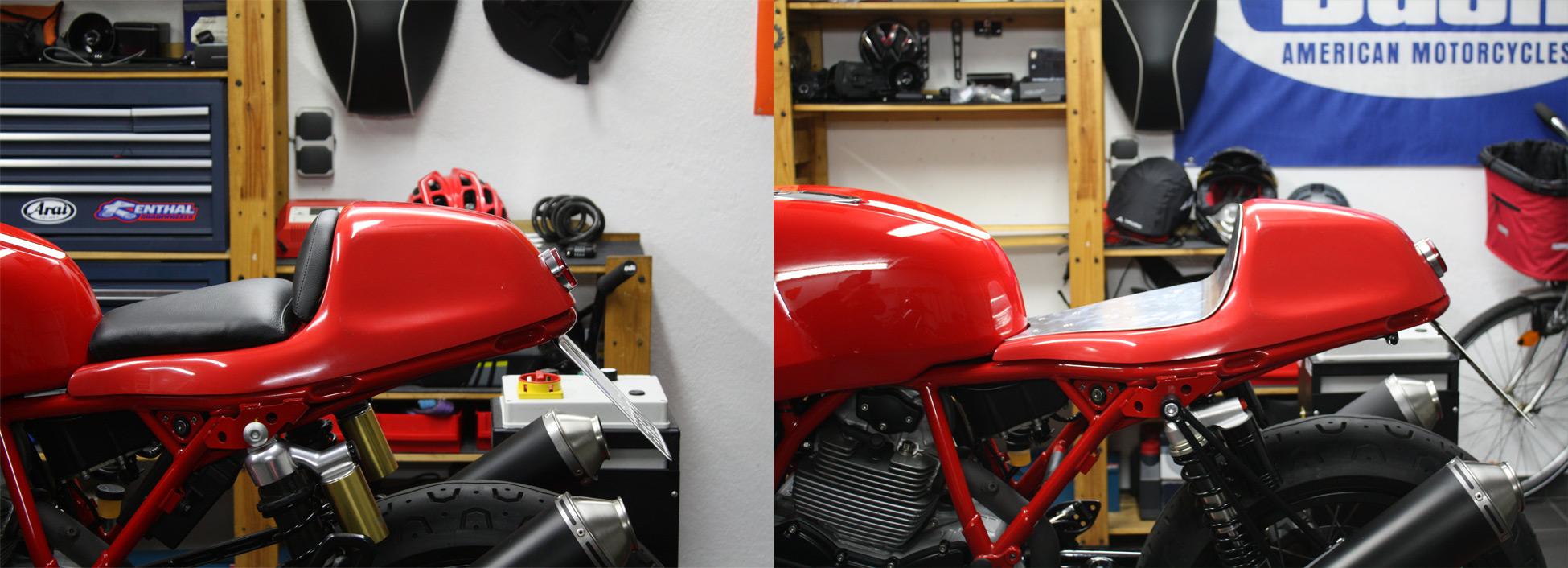 Ducati Sport sitzbank