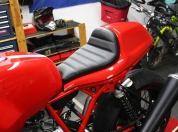 Ducati Sport 1000s Sitzbank Seat Diopa l