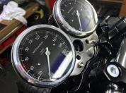 Ducati Sport 1000 Motogadget motoscope classic chronoclassic speedo tacho 5