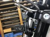 Ducati Sport 1000 Motogadget Sureshift Ganganzeige gear indicator 5