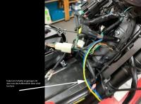 Surron-Firefly-lenkerschalter-Aufblendlicht