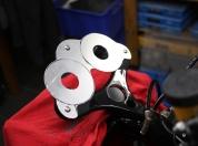 Ducati 1000s Motogadget Tacho Drehzahlmesser Speedo Chrono i
