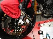 Ducati 1000s Motogadget Tacho Drehzahlmesser AMP Plug Stecker 15