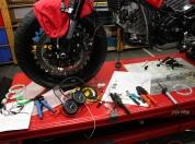 Ducati 1000s Motogadget Tacho Drehzahlmesser AMP Plug Stecker 19