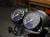 Ducati 1000s Motogadget cockpita
