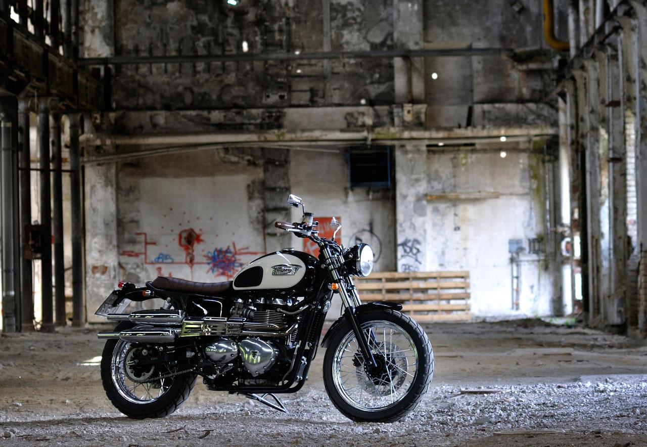 Ducati Scrambler Cafe Racer >> Triumph Scrambler Umbau | triumphbikes.de | BMW • Ducati ...