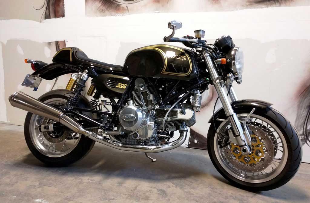 Paul Smart Ducati Sport Classic