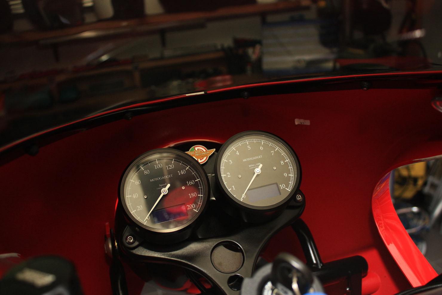 Ducati-Motogadget