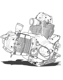 Engine & Driveline